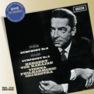 Sym, 3, : Karajan / Vpo +dvorak: Sym, 8, (1961) / Brahms