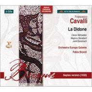 歌劇『ディドーネ』全曲 ビオンディ&エウローパ・ガランテ、マクファッデン、ステイヴランド、他(2006 ステレオ)(2CD)
