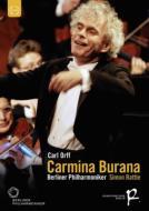 オルフ:カルミナ・ブラーナ、ベートーヴェン:『レオノーレ』序曲第3番、ヘンデル:ハレルヤ ラトル&ベルリン・フィル(2004)