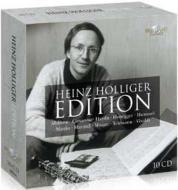 ハインツ・ホリガー・エディション(10CD)