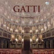 3つの協奏曲集 ギドーニ、マスカーナ、カヌーティ、デンベック、ペドレッティ&デュカティ管、他