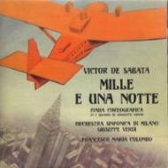 『ミレ・エ・ウナ・ノッテ』 コロンボ&ミラノ・ジュゼッペ・ヴェルディ交響楽団