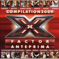 TV Soundtrack/X Factor Compilation 2009: Anteprima