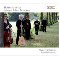『音楽の園』Vol.1 スティルス・ファンタスティクス