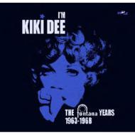 I'm Kiki Dee -The Fontana Years 1963-1968