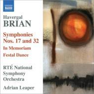 交響曲第17番、第32番、交響詩『イン・メモリアム』、祝典舞曲 リーパー&アイルランド国立交響楽団