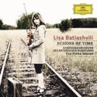 ショスタコーヴィチ:ヴァイオリン協奏曲第1番、ラフマニノフ:ヴォカリーズ、他 バティアシヴィリ、グリモー、サロネン&バイエルン放送響