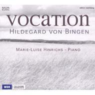 Vocation: Hinrichs(P)+gurdjjieff