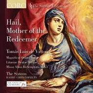 ミサ『アルマ・レデンプトリス・マーテル』、リタニア『祝福されしマリア』、他 クリストファーズ&ザ・シックスティーン