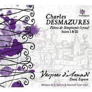Pieces De Simphonie Suite, 1, 3, : Espasa(Cemb)/ Vespres D'arnadi