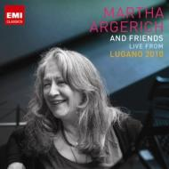 マルタ・アルゲリッチ&フレンズ ライヴ・フロム・ザ・ルガノ・フェスティヴァル2010(3CD)