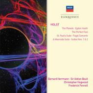 惑星(ハーマン&ロンドン・フィル)、エグドン・ヒース(ボールト&ロンドン・フィル)、ムーアサイド組曲(グライムソープ・コリアリー・バンド)、他(2CD)