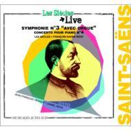 Symphony No, 3, Piano Concerto No, 4, : F-X.Roth / Les Siecles, D.Roth(Org)Heisser(P)