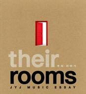 JYJ -Music Essay THEIR ROOMS (+CD)