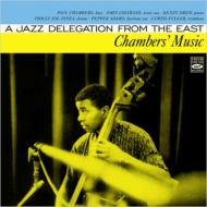 A Jazz Delegation From The East -Chambers' Music