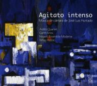 Agitato Intenso: Arditti Q G.knox Nouvel Ensemble Moderne Etc