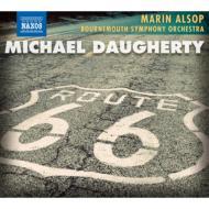 『ルート66』、『ゴースト・ランチ』、『サンセット・ストリップ』、『タイム・マシーン』 オールソップ&ボーンマス交響楽団