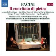 歌劇『ドン・ジョヴァンニ・テノーリオ、または石の客』全曲 フェラーリ&南西ドイツ室内管、コルテッラッツィ、他(2008 ステレオ)(2CD)