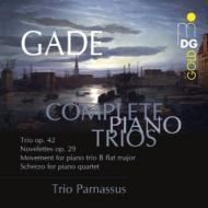 ピアノ三重奏曲、ノヴェレッテ、スケルツォ トリオ・パルナッスス