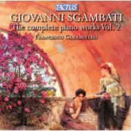 Complete Piano Works Vol.2: Caramiello