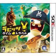 Game Soft (Nintendo 3DS)/ラビッツ タイム・トラベル