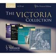『ビクトリア・コレクション』 クリストファーズ&ザ・シックスティーン(3CD+1SACD)