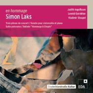 Chamber Works: Ingolfsson(Vn)Gorokhov(Vc)Stoupel(P)