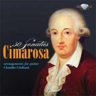 ギターによる30のソナタ集 クラウディオ・ジュリアーニ