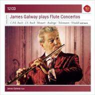 ジェームズ・ゴールウェイ・プレイズ・フルート・コンチェルト(12CD限定盤)