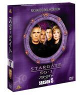 スターゲイト SG-1 SEASON5 SEASONS コンパクト・ボックス