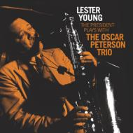 President Plays With Oscar Peterson Trio