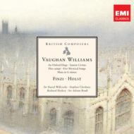 Choral Works: Willcocks / King's College Cho Etc +holst, Finzi, Bax