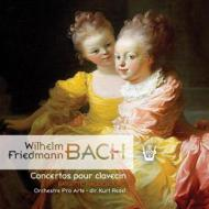 Harpsichord Concertos: Haudebourg(Cemb)Redel / Pro Arte O