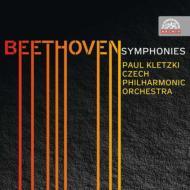 交響曲全集、『エグモント』序曲、序曲『コリオラン』 クレツキ&チェコ・フィル(6CD)