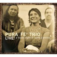Pura Fe Trio Live