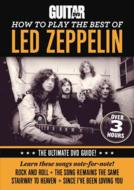 HMV&BOOKS onlineVarious/Guitar World: How To Play The Best Of Led Zeppelin
