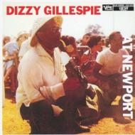 Dizzy Gillespie At Newport +3