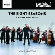 Eight Seasons: Morton(Vn)Scottish Ensemble