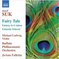 Fairy Tale, Fantasy, Etc: Falletta / Buffalo Po M.ludwig(Vn)