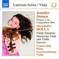 Viola Sonata, 1, 3, Duos: Stumm(Va)Shih(P)Ferschtman(Vn)