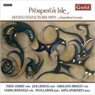Prospero's Isle-chamber Music: Liebeck(Vn)Rosefield(Vc)Apekisheva(P)Etc