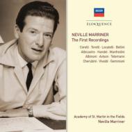 『ファースト・レコーディングス』 マリナー&アカデミー室内管弦楽団(2CD)