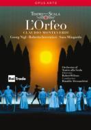 『オルフェオ』全曲 ウィルソン演出、アレッサンドリーニ&スカラ座、コンチェルト・イタリアーノ、ニグル、インヴェルニッツィ、他(2009 ステレオ)