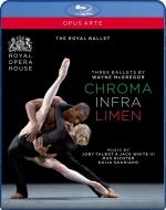 バレエ&ダンス/Chroma Infra Limen: (Mcgregor)l.benjamin Cervera Bonelli Royal Ballet