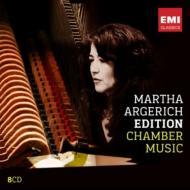 EMI マルタ・アルゲリッチ・エディション/室内楽曲編(8CD限定盤)
