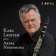 Clarinet Works: Leister(Cl)Leipzig Sq 飯森範親 / Wurttenberg Po