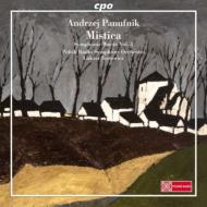 交響曲第6番『神秘的交響曲』、ショパンへのオマージュ、ラプソディ、秋の音楽 ボロヴィツ&ポーランド放送響、ドゥルゴス