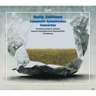 交響曲第1番〜第8番、管弦楽曲集 ラシライネン&ラインラント=プファルツ州立フィル、ノールショッピング響(5CD)