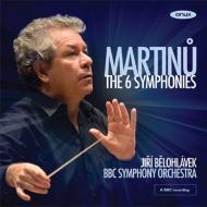 交響曲全集 ビエロフラーヴェク&BBC交響楽団(3CD)