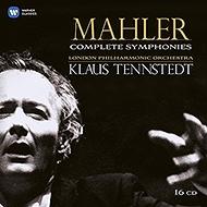 交響曲全集 クラウス・テンシュテット&ロンドン・フィル(セッション&ライヴ)(16CD)